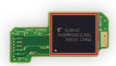 Nintendo Switch NAND Upgrade